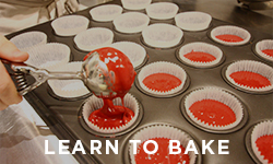 LEARN TO BAKE